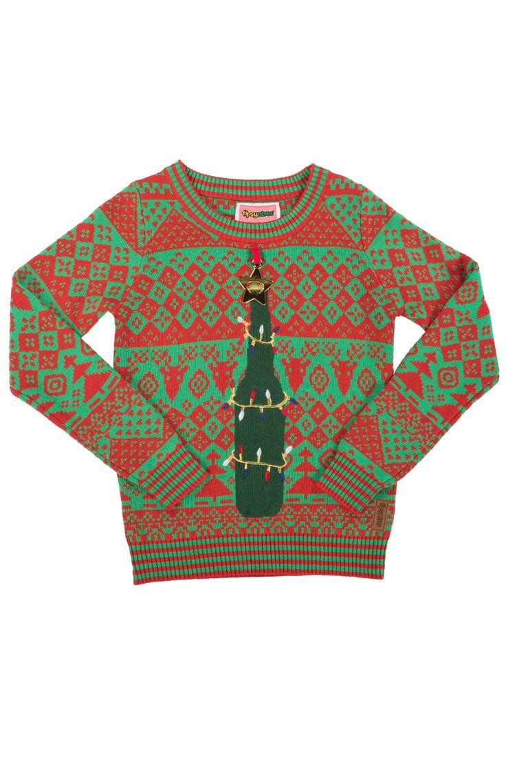Women's Bottle Opener Christmas Sweater | Tipsy Elves