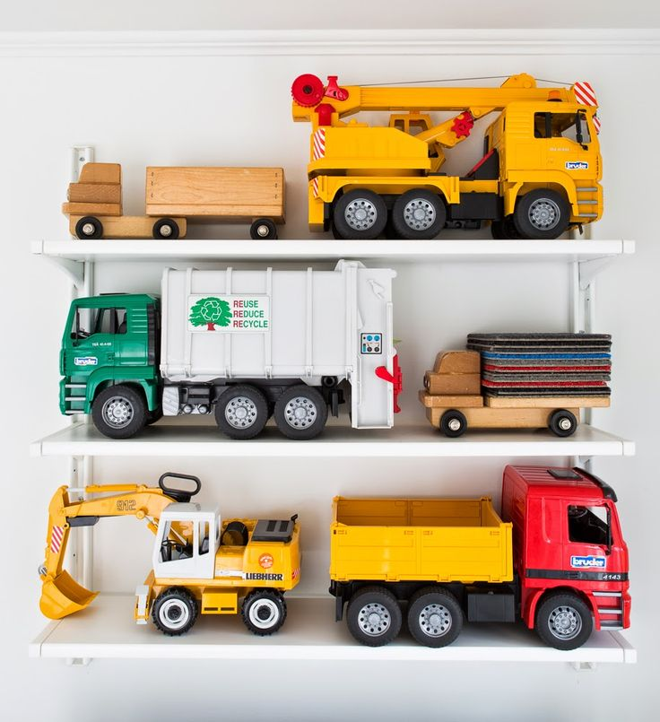 Large Toy Trucks For Boys : Best large toy storage ideas on pinterest