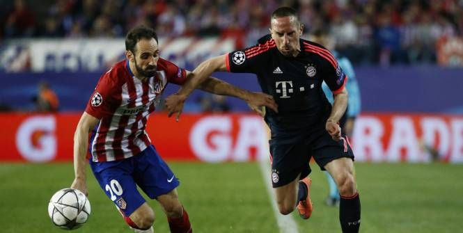 Bayern Munich : Franck Ribéry tacle encore Guardiola