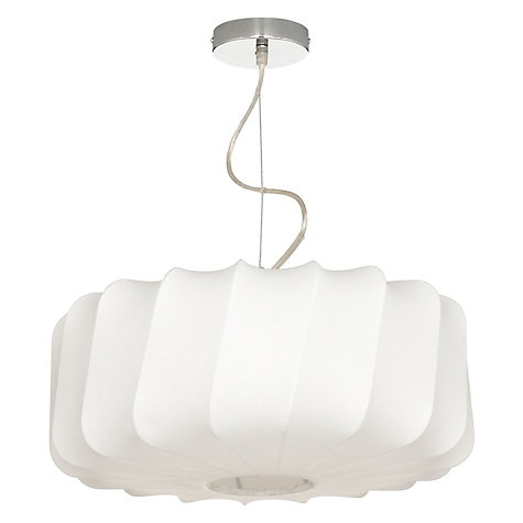 Buy John Lewis Oliver Acrylic Oval Ceiling Light Online at johnlewis.com