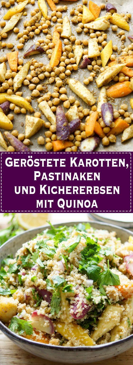 Ein ganz einfaches und gesundes Rezept für ein leichtes Gericht, das auch am nächsten Tag gekühlt noch gut schmeckt. Es ist natürlich vegan und glutenfrei. Vegetarier können auch noch Feta-Käse dazu geben. Orientalisch quinoa salat. Elle Republic