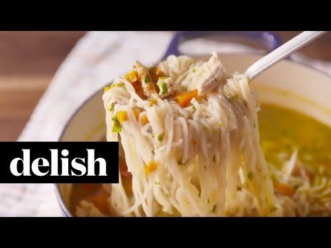 Best Ramen Chicken Noodle Recipe-How To Make Ramen Chicken Noodle—Delish.com