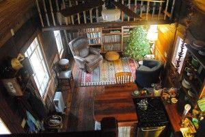 tiny tiny homeCabin, Texas Tiny, Dreams, Tiny Houses, Texas House, Living Room, House Interiors, Tiny Texas, Tiny Home