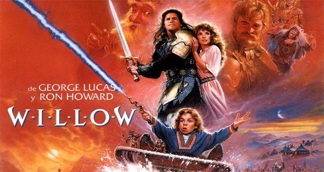 Blu-ray: Willow  Director: Ron Howard Fantasía 1988 126 minutos
