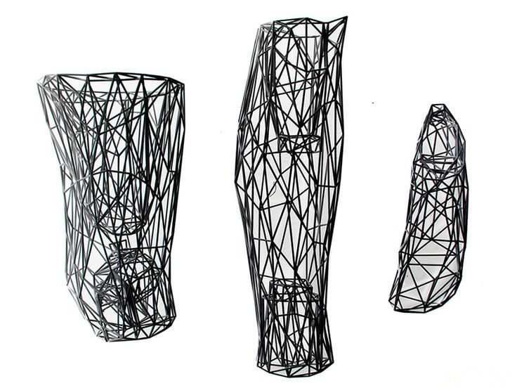 Incredible See-Through Prosthetics 3D-Printed From Titanium