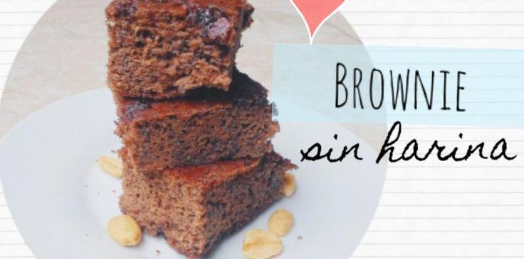 Brownie sin harina – Vida verde