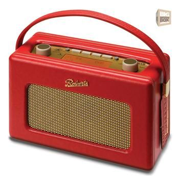 Roberts RD60RED Digital Radio Revival