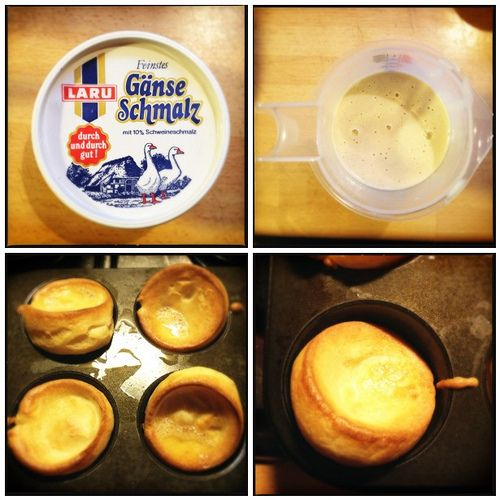 Mini Yorkshire Pudding recept