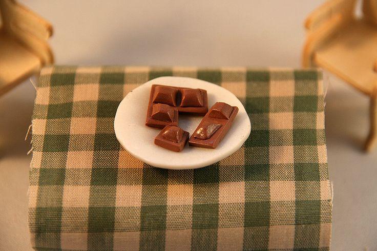 Chocolate - polymer clay