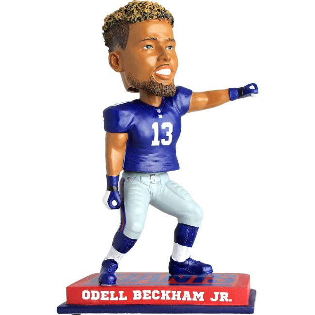 New York Giants NFL Odell Beckham Jr. #13 'The Whip' Dancing Custom Bobblehead