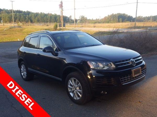 Used 2013 Volkswagen Touareg for Sale in Chester, VA – TrueCar