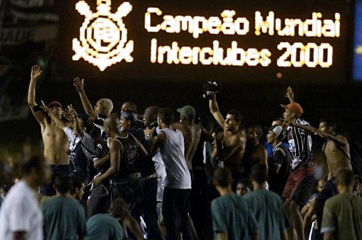 Corinthians - Campeão Mundial 2000