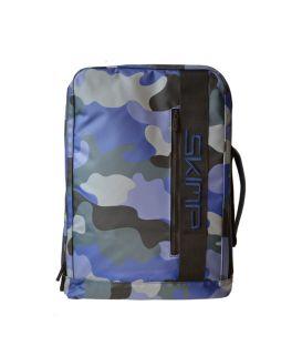 "Sac à dos ""Dandy"" camouflage bleu"