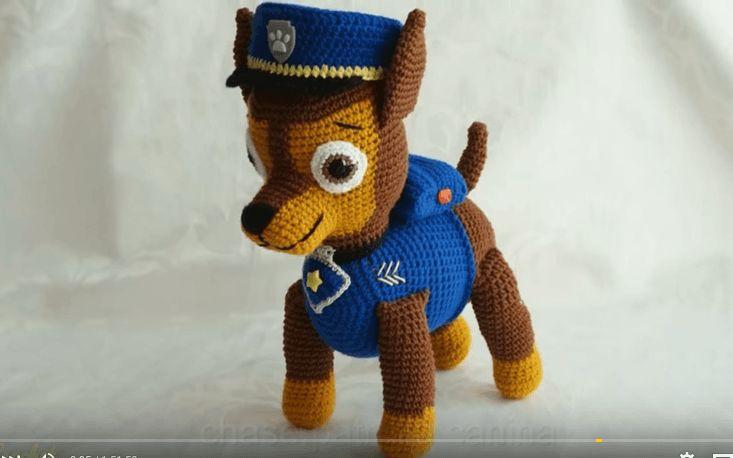 Perro Chase de la Patrulla Canina