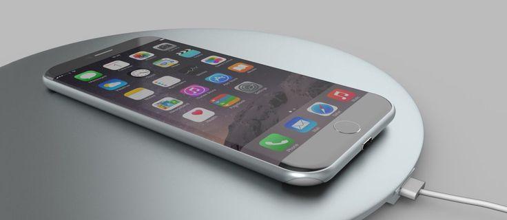 iPhone 8 Kablosuz Şarj İmkanı
