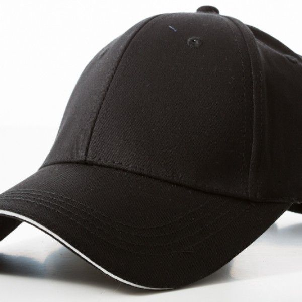 Promotional Cap Great value for the money Fabric: Heavy Brushed Cotton 100% Cotton. Decoration: 6 panel structured laid back front 5mm thick Pre-curved peak with contrasting sandwich Fabric strap with velcro fastener We Recommend front, side or back embroidery Colours available – Grey/White,Black/White, Black/Red, Navy/White Share this...