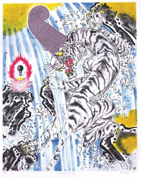 don ed hardy a modern artist Don ed hardy is an american artist raised in southern california hardy is best known for his tattoo hardy is best known for his tattoo work and his hardy.