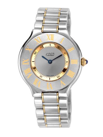 Cartier Must de Cartier 21 Watch by Estate Watches on Gilt.com