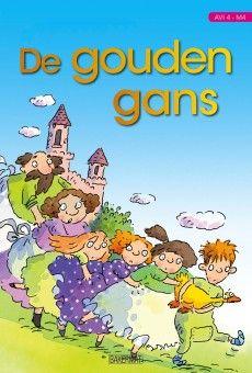 Avi 4: de gouden gans – Uitgeverij Bakermat