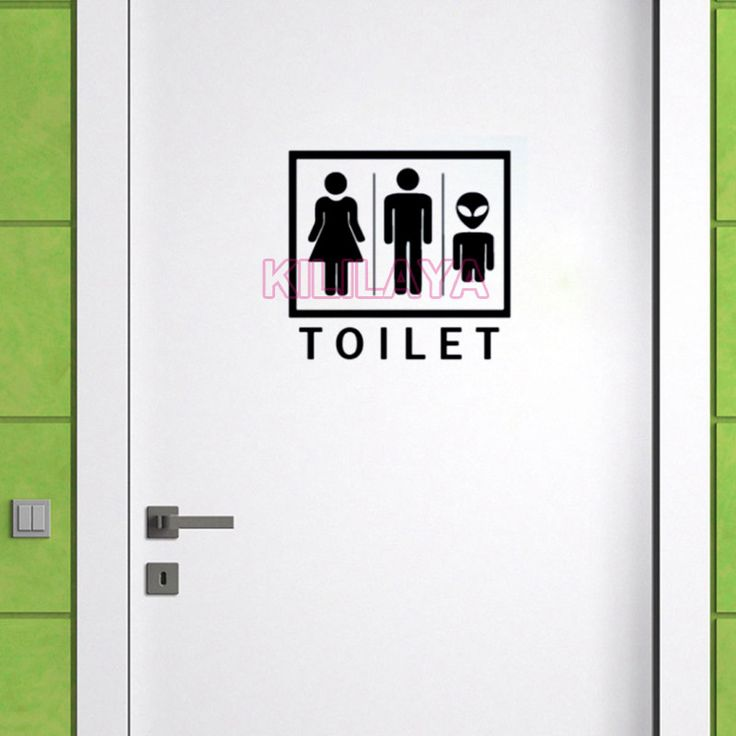 Best Toilet Wall Decals Images On Pinterest Vinyl Wall - Toilet wall stickers