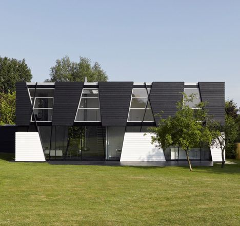 Trish House Yalding by Matthew Heywood #architecture