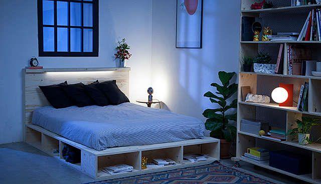 16 besten diy wohnideen f rs schlafzimmer bilder auf pinterest diy wohnideen gestalten und. Black Bedroom Furniture Sets. Home Design Ideas