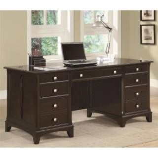 Check out the Coaster Furniture 801012 Garson Transitional Desk priced at $921.20 at Homeclick.com.