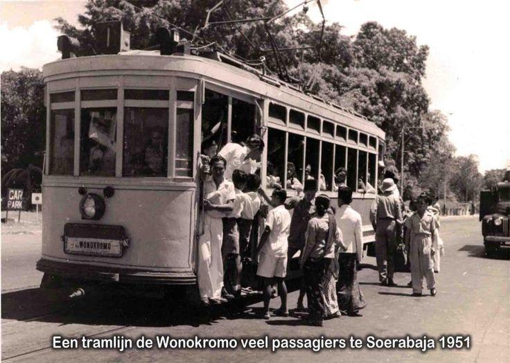 Trem Soerabaja 1951