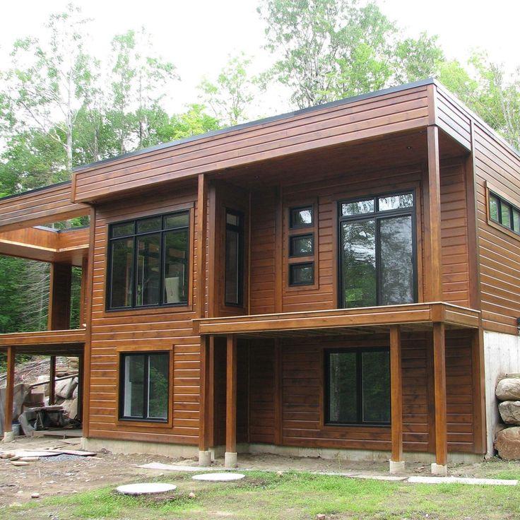 347 Best Custom Homes Timber Block Engineered Wood Homes
