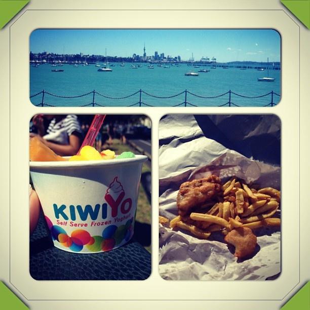 Instagram photo by @georgiawatson21 (Georgia Watson) | KiwiYo Self Serve Frozen Yoghurt www.fb.com/kiwiyonz  | www.kiwiyo.co.nz #kiwiyo #froyo
