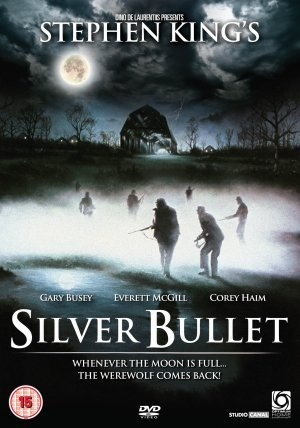 Silver Bullet, 1985 - One of the best Stephen King adaptations! It's a great must-see movie that is great horror fun!