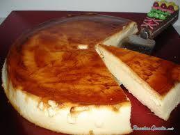 Flan de queso philadelphia  http://www.recetasgratis.net/Receta-de-FLAN-DE-QUESO-receta-30184.html