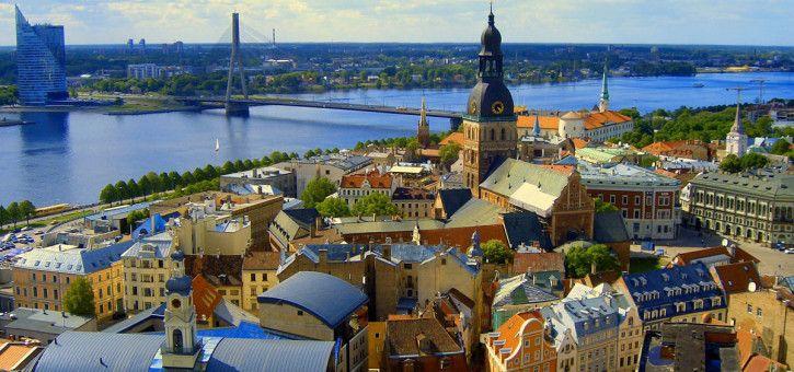 Informação prática sobre a Letónia
