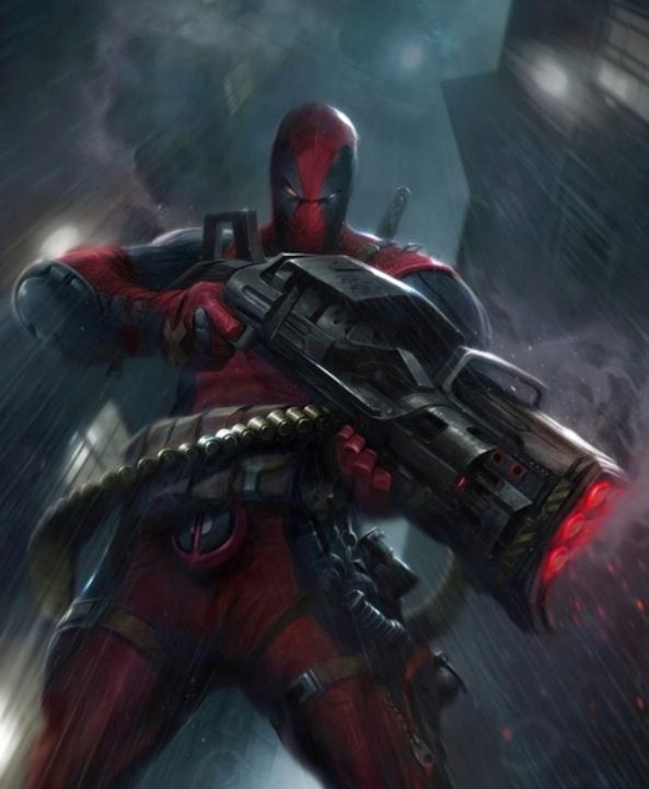 deadpool on pinterest - photo #29
