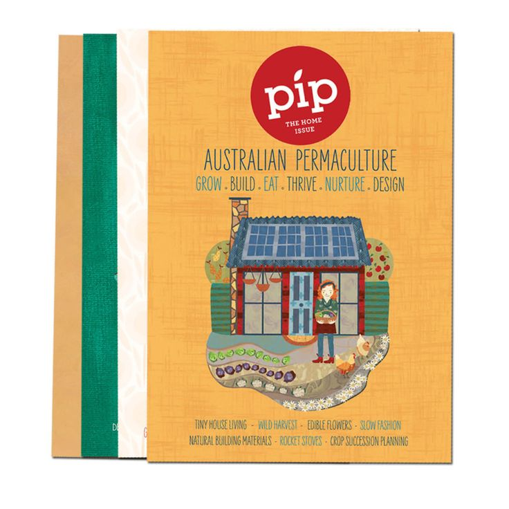 Subscription to Australian permaculture magazine
