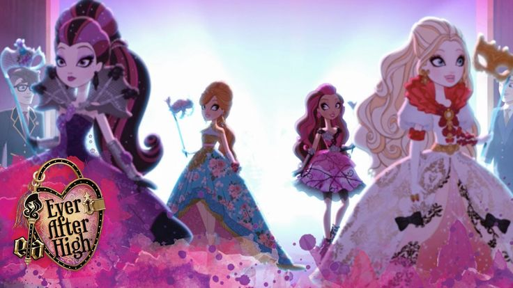 Thronecoming | Ever After High™