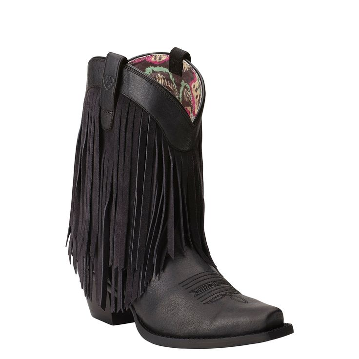 1000 images about ariat fringe boots gold on