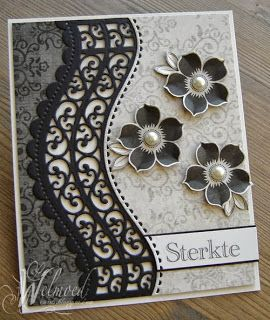 Spellbinders borderabilities - other beautiful card on this ladies website.