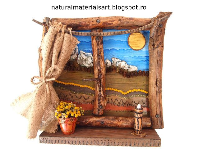 "Nature's Art - Arta Naturii: ""Fereastra""- ""The Window"""
