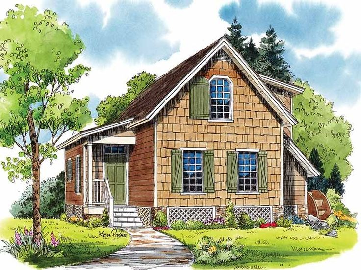 Small Cottage House Plans 769 best cottages images on pinterest | small house plans, house