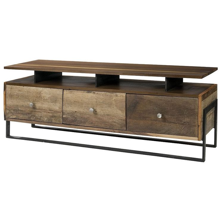 Tracy Plasma Tv Console 61 Eclectic Contemporary Media Stands Zin Home Pallet Ideas