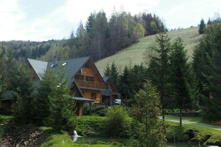 Domki w górach - Wierchomla
