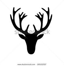 14 best Stag Head for Place Cards images on Pinterest | Stag head ...