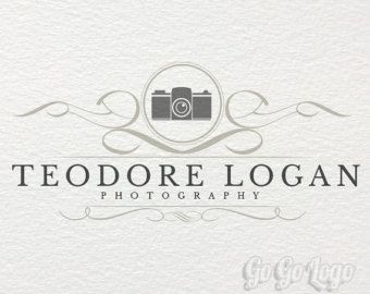 Premade Logo and Watermark  Photography by G0G0L0G00 on Etsy