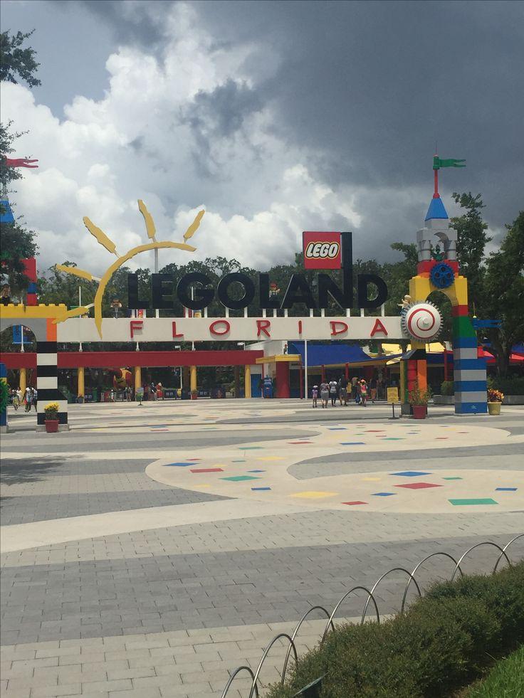 Lego land Florida