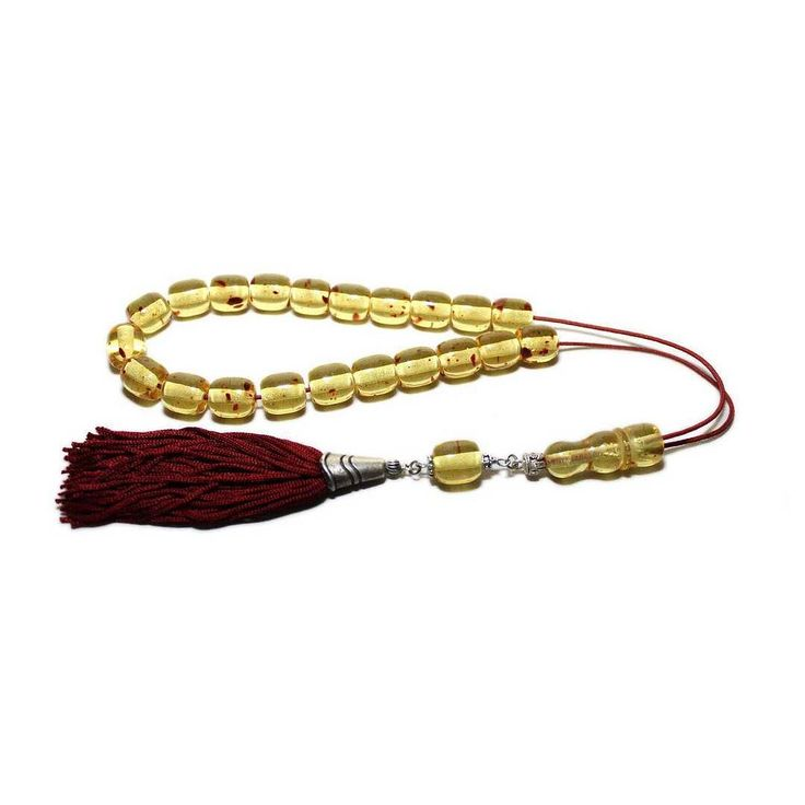 Worry Beads Greek Komboloi Champagne Amber color Barrel shape beads Dark Red Handmade Tassel Relaxation Meditation. Follow @alterdeco.eu for awesome Handcrafted Accessories. You can get 10% OFF with the discount code INSTA10. Link is in the bio @alterdeco.eu  #komboloi #begleri #worrybeads #stressrelief #greekkomboloi #greece #greeks #greekbegleri #greekworrybeads #greekbeads #madeingreece #greekgift #birthdaygift #giftformen #giftfordad #fathergift #boyfriendgift