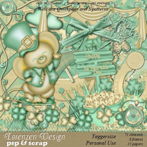 Lorenzen Design PSP & Scrap