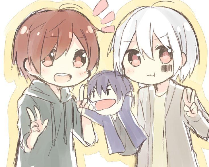 Amatsuki and Mafumafu