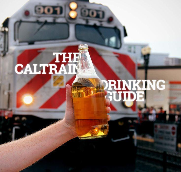 The best bar near every cal train stop
