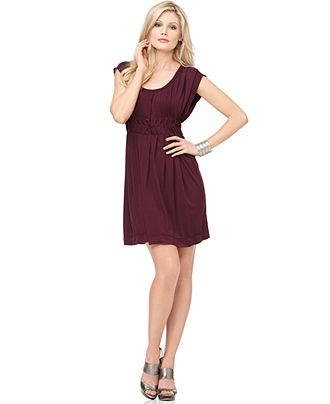 A-line dress.